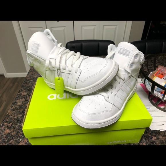 Adidas zapatos y poshmark alta tops